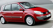 See rates for Renault Scenic automatic
